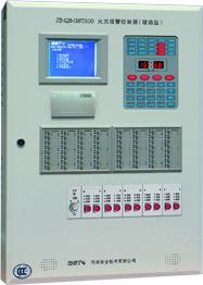 海湾壁挂式JB-QB-GST500火灾报警控制器(联动型)