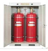 柜式七氟丙烷灭火装置(双柜)
