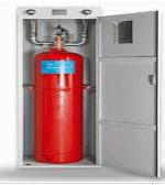 120L柜式七氟丙烷灭火装置(单瓶组)