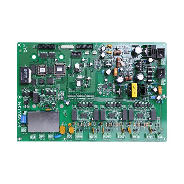 海湾GST200主板更换维修 242(L)