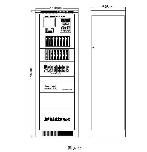 GST-LD-8319外形尺寸