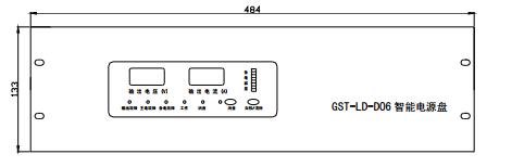 GST-LD-D06智能电源盘