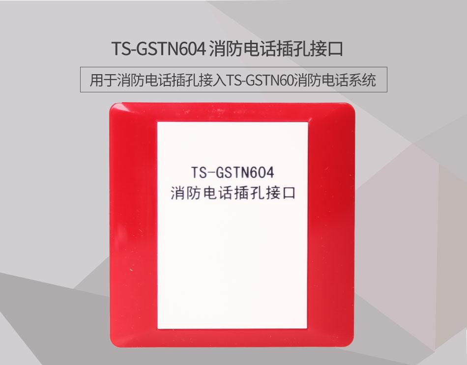 海湾TS-GSTN604消防电话接口情景展示
