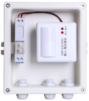GST-LD-8333模块箱内部图