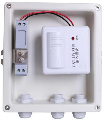 GST-LD-8332模块箱内部图