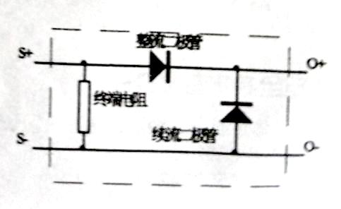 ZD-01终端附件工作原理图
