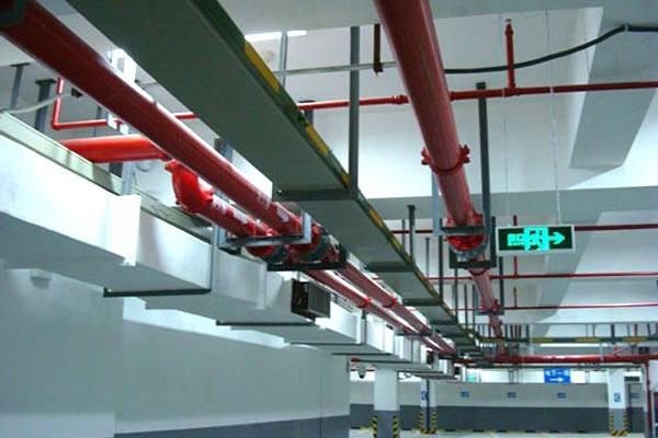 消防工程水管道安装工艺流程