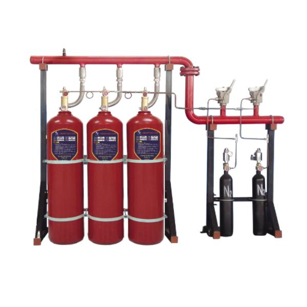 气体灭火系统中驱动气体瓶组与灭火剂瓶组是什么?